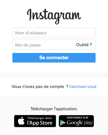 tutoriel suppression compte instagram