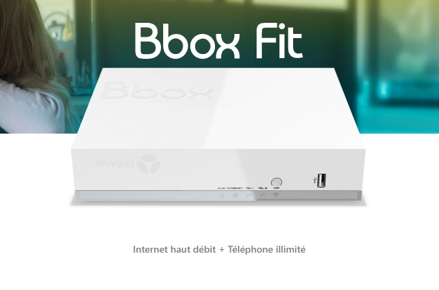 bbox fit internet seul