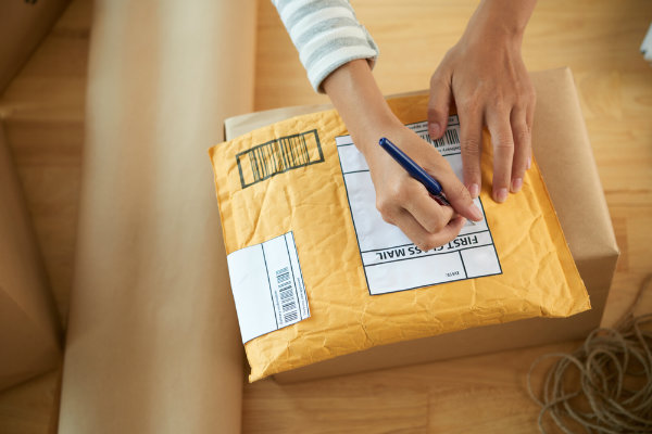 resilier box courrier lettre